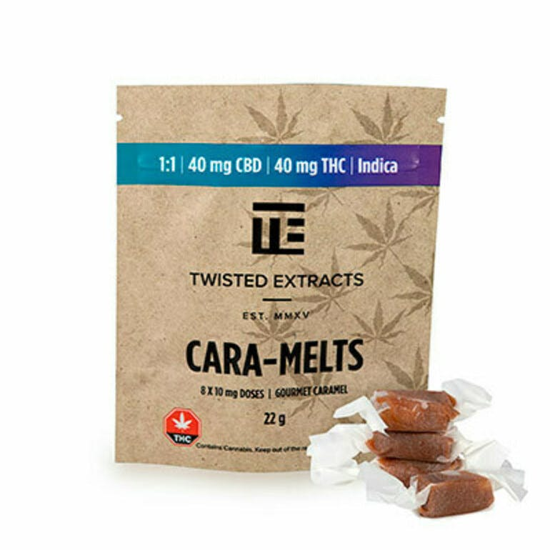 Cara-Melts 1:1 Indica