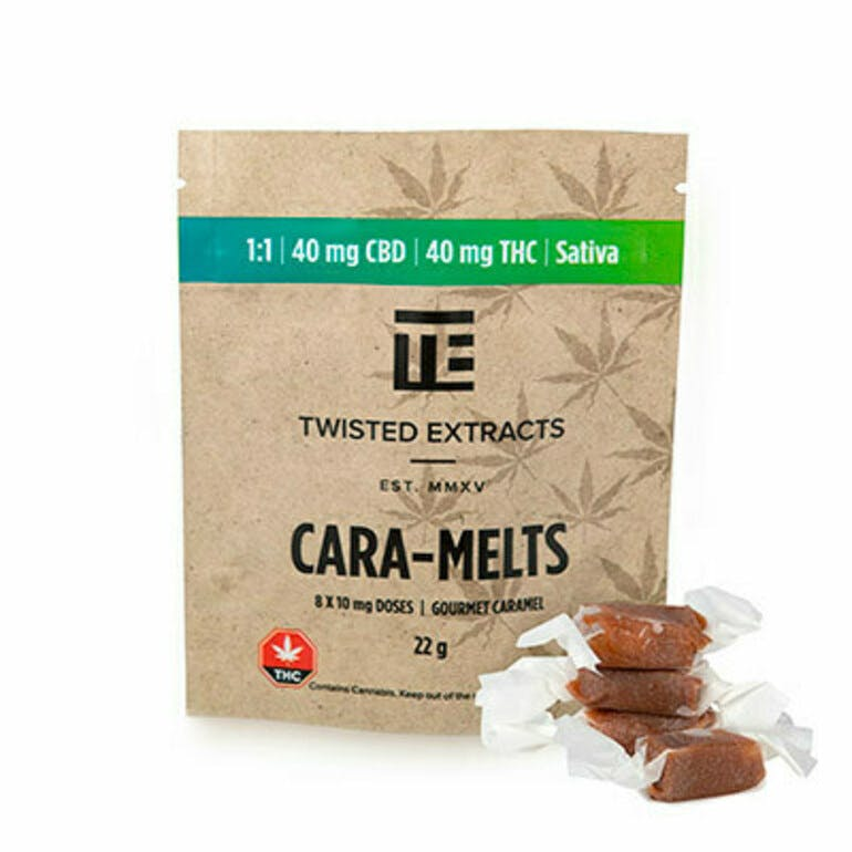 Cara-Melts Sativa 1:1
