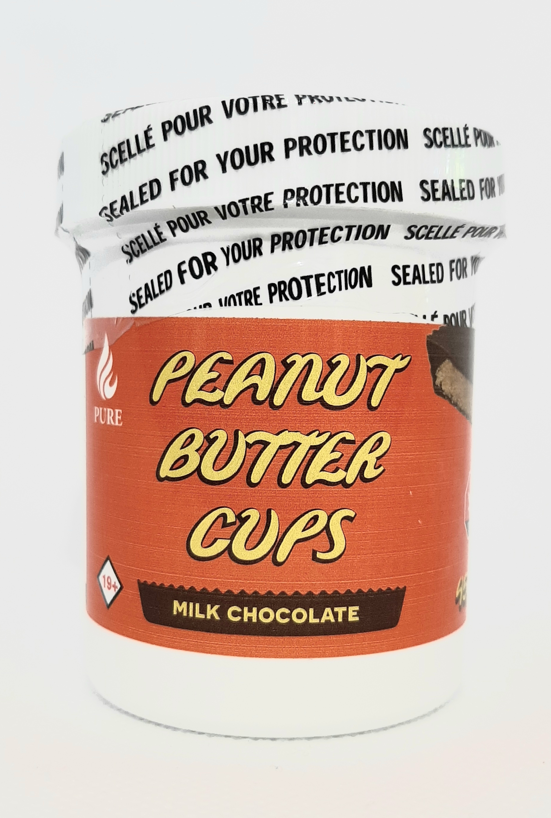 PEANUT BUTTER CUPS 450MG