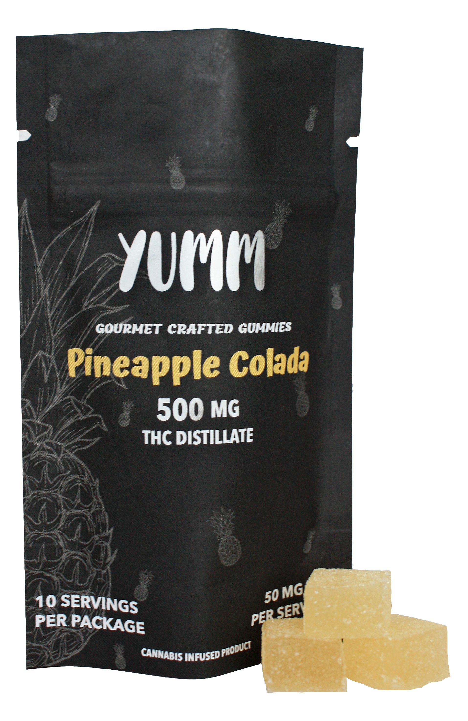 Pineapple Colada 500mg - YUMM