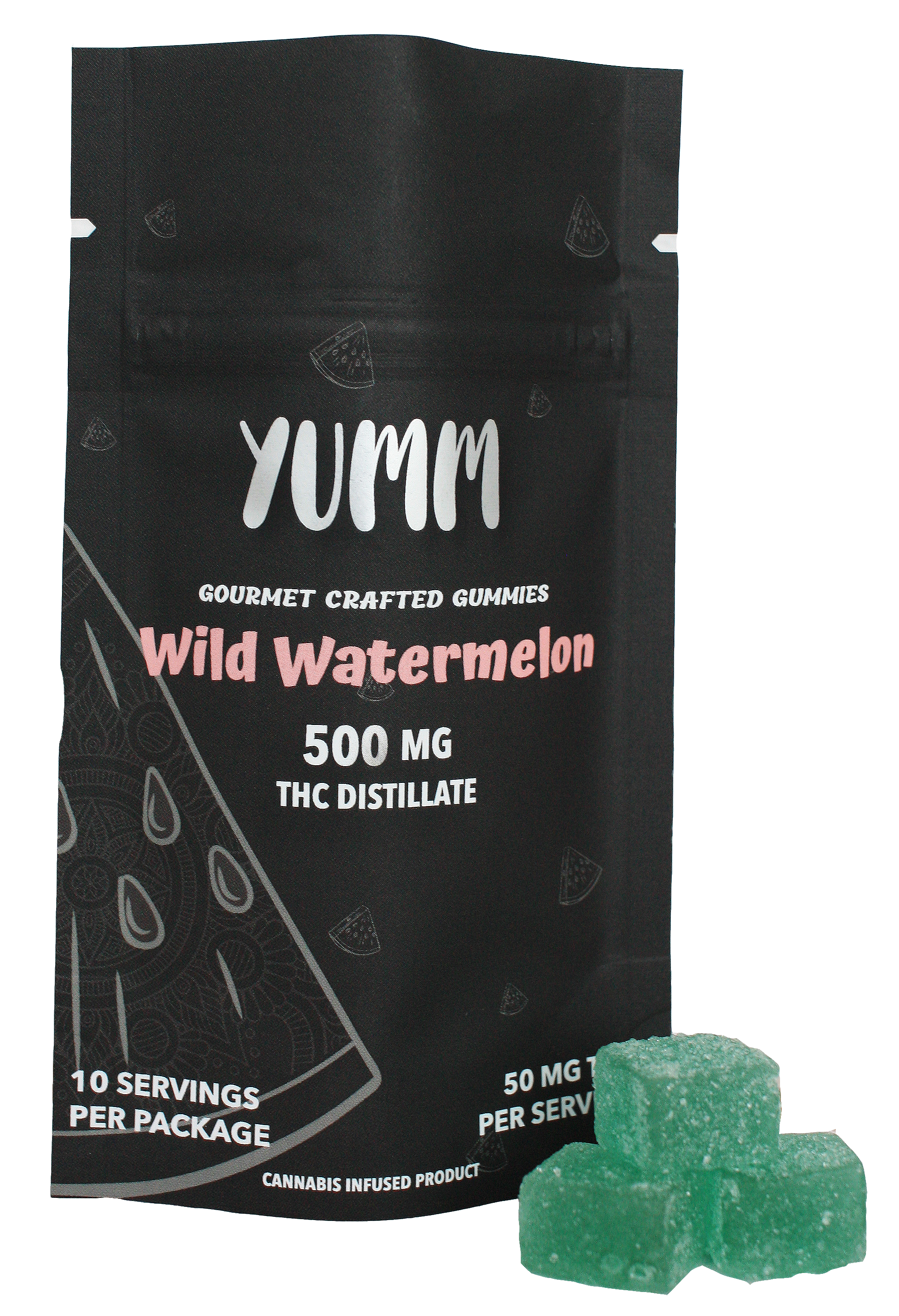 Wild Watermelon 500mg - YUMM